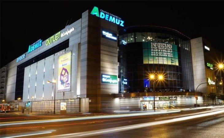 El centro de Ademuz, en Valencia, ha sido reconvertido a outlet