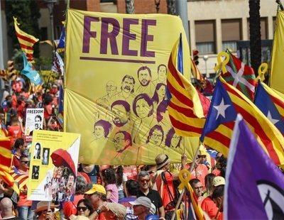 La Generalitat gastó 640.000 euros en la Diada dedicada a los presos independentistas