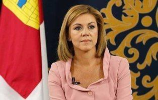 Podemos quiere declarar a Cospedal 'persona non grata' en Castilla-La Mancha
