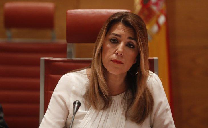 Susana Díaz es la que menos bienes ha declarado