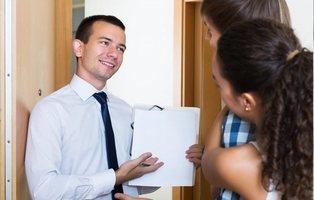 Si te intentan vender alguno de estos servicios llamando a la puerta de tu casa, no abras