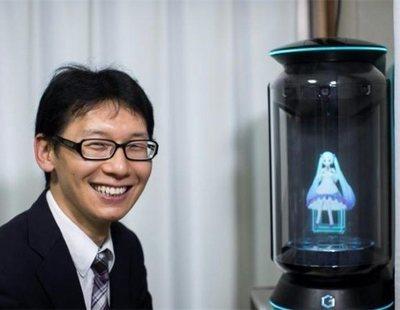 Un japonés se gasta 15.000 euros para contraer matrimonio con un holograma