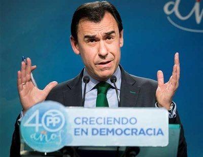 """El portavoz de PP pide que saquen """"cuanto antes"""" los resto de Franco"""