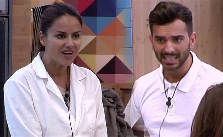 Suso y Mónica Hoyos están recibiendo un sueldo envidiable durante su estancia en la casa