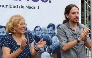 """Carmena, sobre Iglesias: """"No tengo ninguna vinculación ni necesidad de conversar con él"""""""