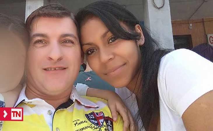 César Román Virueta y Heidi Paz Bulnes