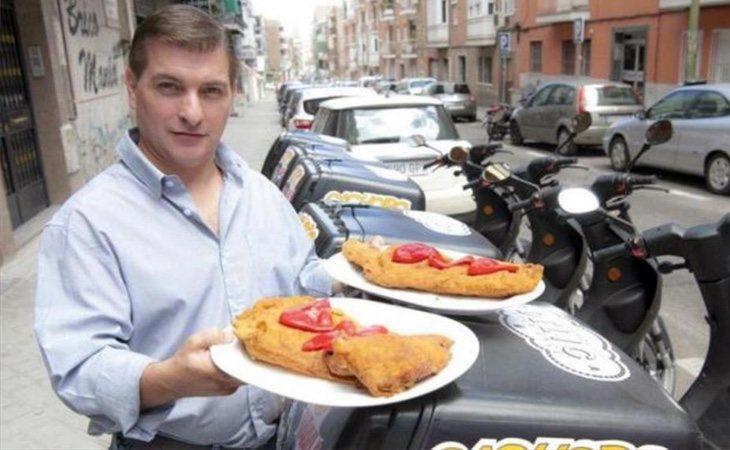 César Román había conseguido gran relevancia mediática gracias a sus negocios en la hostelería