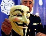Anonymous avisa: tiene información que afecta al Estado español y va a publicarla