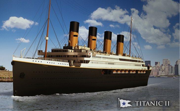 El nuevo Titanic ya cuenta con el diseño completado y se espera que su estreno se produzca en el año 2022