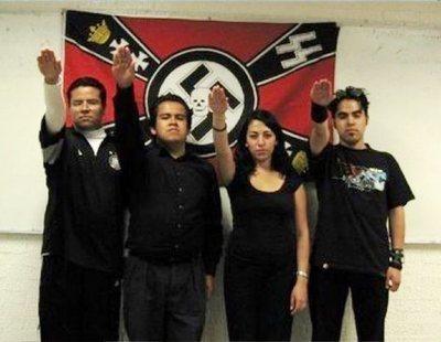 """Nazis mexicanos: supremacistas latinos que critican """"la destrucción de nuestro imperio"""""""