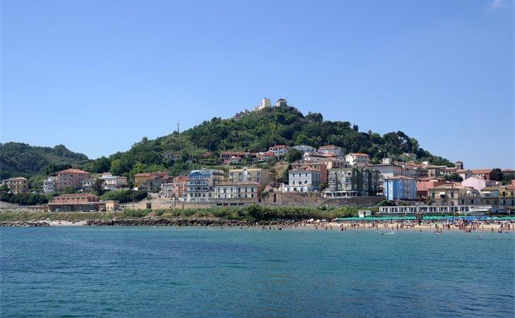 El pueblo de San Vito Chietino