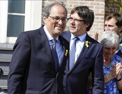La Generalitat asegura que el procés empobrece Cataluña en 1.800 millones y culpa a Madrid