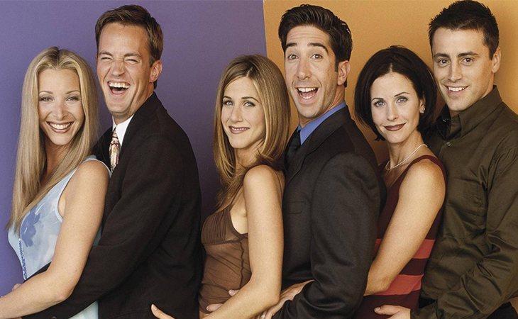 'Friends' sigue reportando mucho dinero a sus protagonistas