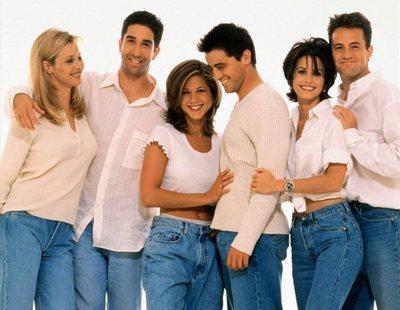 'Friends' sigue generando 20 millones de dólares anuales a cada protagonista