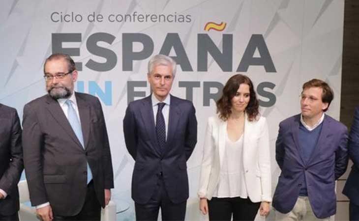 Suárez Illana dentro del marco de 'España Sin Filtros'