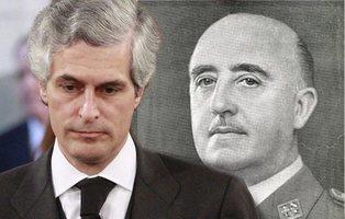 """El hijo de Adolfo Suárez asegura que la democracia """"en parte se le debe a Franco"""""""