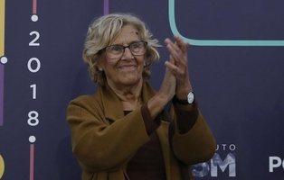 Carmena abandonará la política si no vuelve a ser elegida alcaldesa en 2019