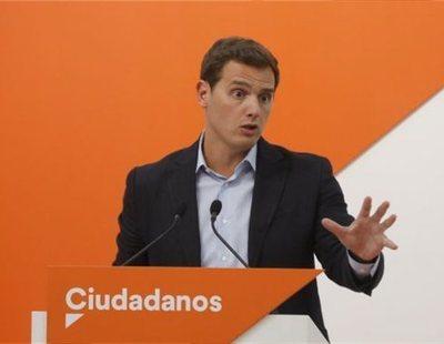 Ciudadanos anuncia su acto principal en Córdoba... con imágenes de una catedral argentina