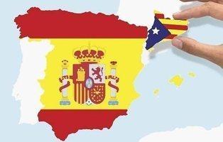 Independencia de Cataluña: un 47,2% de catalanes la apoya y un 43,2% la rechaza