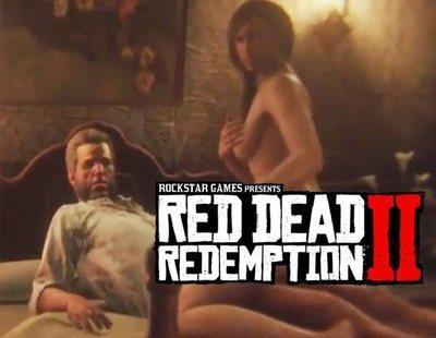 'Red Dead Redemption 2' aumenta las búsquedas de porno de vaqueros