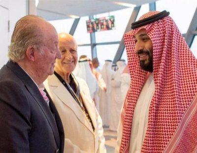 El rey Juan Carlos apuesta por la polémica: mala imagen por partida doble