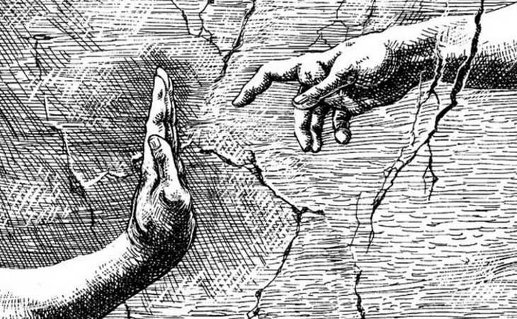 El ateísmo va en aumento en Occidente