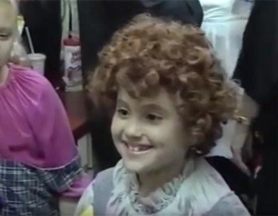 Así de segura y tierna era Ariana Grande con 8 años en su debut en el musical 'Annie'