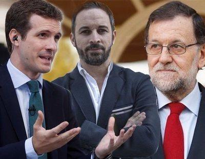 Génova culpa ahora a Rajoy del auge de la extrema derecha de VOX