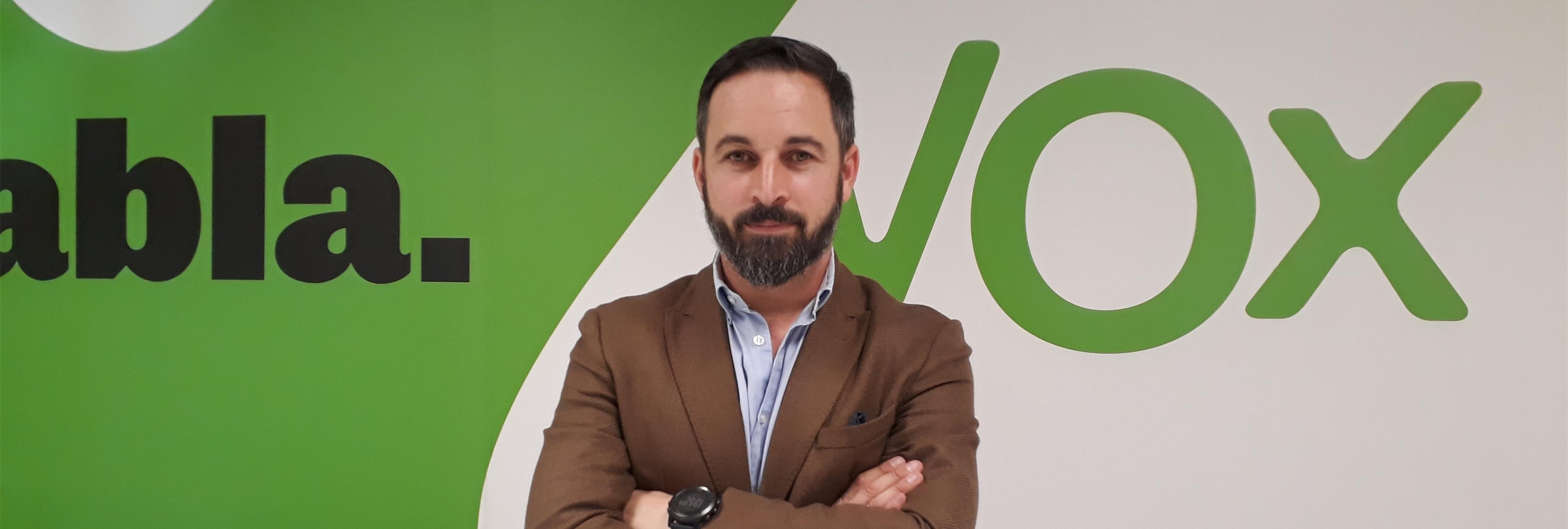 """El líder de VOX denunciará a Susana Díaz por llamarle """"homófobo y machista"""""""