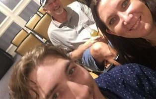 Un joven se salva de una condena a cadena perpetua gracias a este 'selfie'