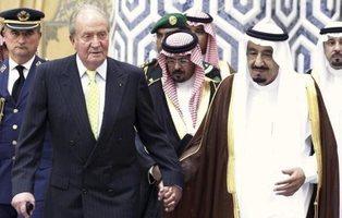 """Podemos pide quitar al Rey Emérito su sueldo público por reunirse con """"dictadores saudíes"""""""