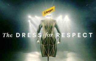 Crean un vestido que mide cuantas veces tocan a una mujer en una discoteca
