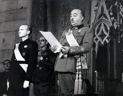 La Falange 'Auténtica' que quería asesinar a Franco
