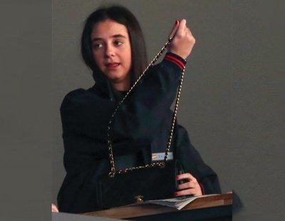 Bolsos de 5.000 euros: los caros 'caprichitos' de la hija de la Infanta Elena