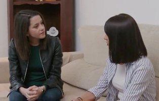 Inés Arrimadas recupera su acento gaditano para las elecciones de Andalucía