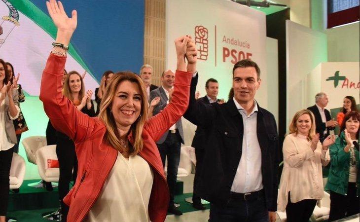 El PSOE asume el primer test de sus siete meses de gobierno