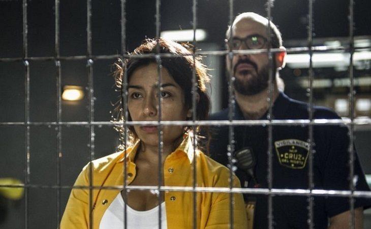 Altagracia será una reclusa más en 'Vis a vis'
