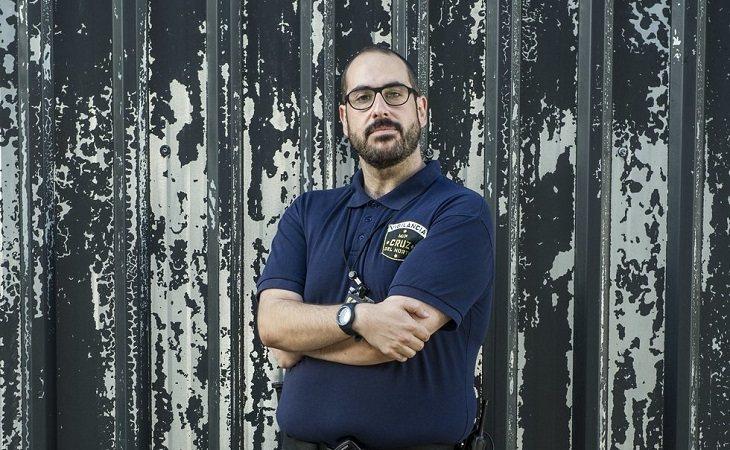 Alberto Velasco vuelve a ser Palacios en 'Vis a vis'