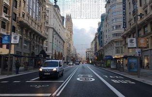 El centro de Madrid se queda sin coches: así está la ciudad con Madrid Central
