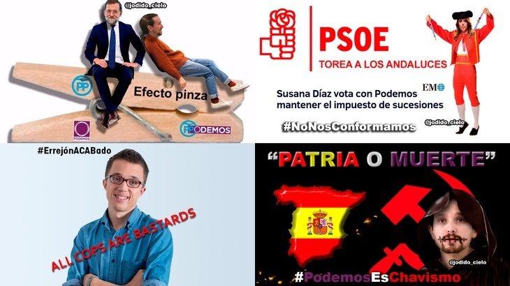 Memes difundidos en los grupos de activistas de Ciudadanos   El Independiente