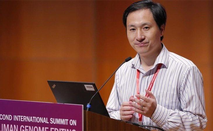 El Gobierno chino ha prohibido a He Jiankui seguir con los experimentos | AP