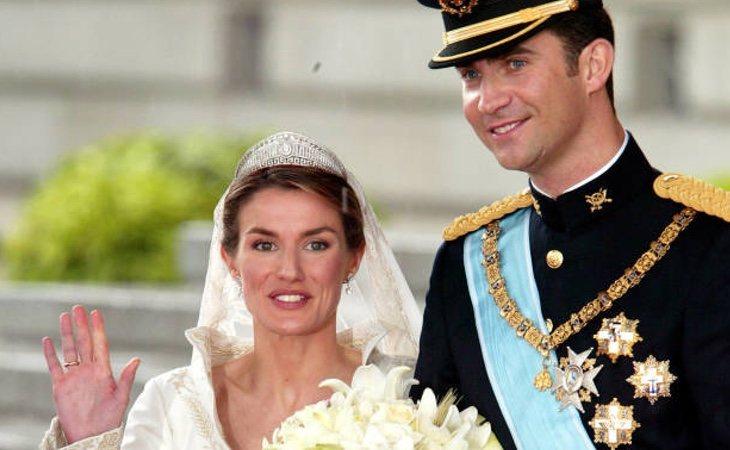 Ya han pasado 12 años desde que Letizia entrara en la Familia Real