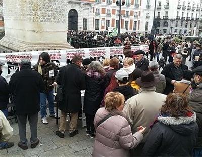 93% de los madrileños prefieren república a monarquía
