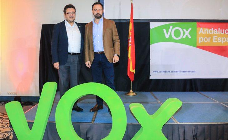 VOX ha entrado en el parlamento andaluz