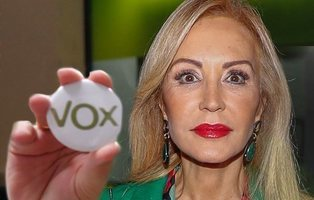 Carmen Lomana ataca a Pedro Sánchez y alaba a VOX por patriótico