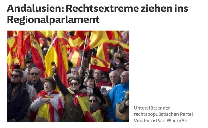 En alemania ya hay una fuerza de ultraderecha en el Parlamento nacional, la AfD