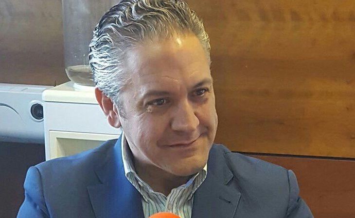 Juan Jara, exvicepresidente de Vox y uno de los más críticos con el partido