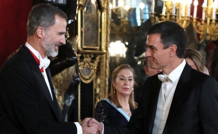 Felipe VI estaría de acuerdo en eliminar la inviolabilidad del Rey de la Constitución