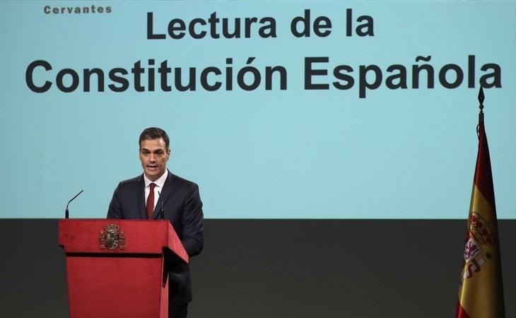 Se deberían debatir ciertas reformas de la Constitución en todas las legislaturas