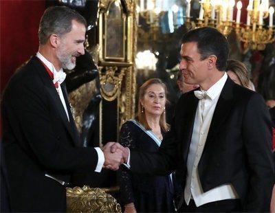 Pedro Sánchez plantea suprimir la inviolabilidad del Rey y cree que Felipe VI lo apoyaría